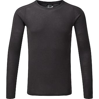 North Ridge Men's Convect-200 Merino Long Sleeve Top Navy
