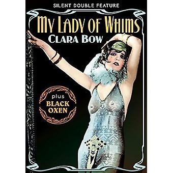Clara Bow Double Feature: My Lady of Whims (1925) [DVD] USA import