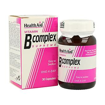 Vitamin B Complex 30 capsules
