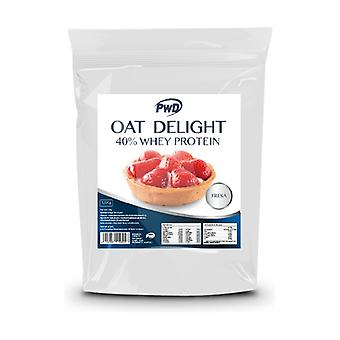 Oat Delight 40% Whey Protein Strawberry Flavor 1,5 kg