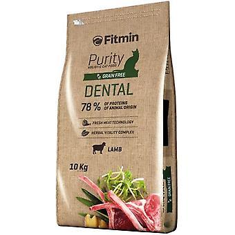 Fitmin katti puhtaus Hammasäänne (kissat, katti elintarvikkeet, kuivata elintarvikkeet)