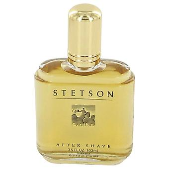 STETSON by Coty After Shave (yellow color) 3.5 oz / 104 ml (Men)