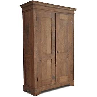 Deco4yourhome Teak Kast 2 door