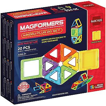 Magformers Window Plus 20