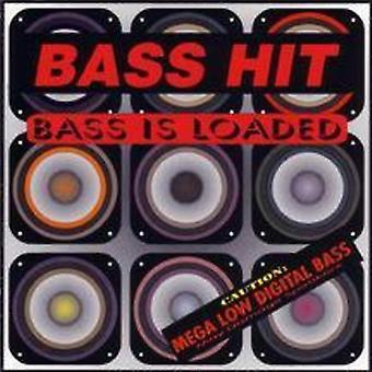 Bass Hit - Bass Is Loaded [CD] USA import