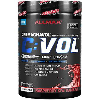 ALLMAX Nutrition, CVOL, Post-Workout Muscle Recovery, Raspberry Kiwi Kamikaze, 1