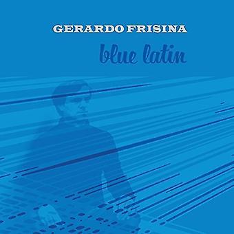 Frisina Gerardo - Blue Latin [Vinyl] USA import
