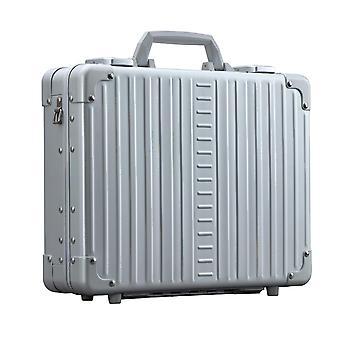 "ALEON Attach' Caja portátil de aluminio 15"" Caja portátil 38 cm, plata"
