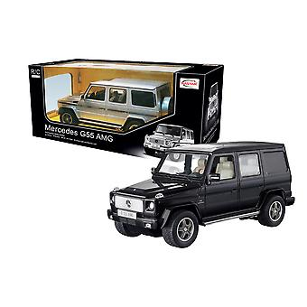 Official Licensed Mercedes G55 Black Licensed Rastar 1/14 Scale Remote Control Car RC Model Car