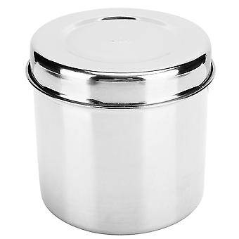 Stainless Steel Ointment Jar