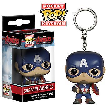 Marvel - Kostajat 2 - Cap Ame USA tuonti