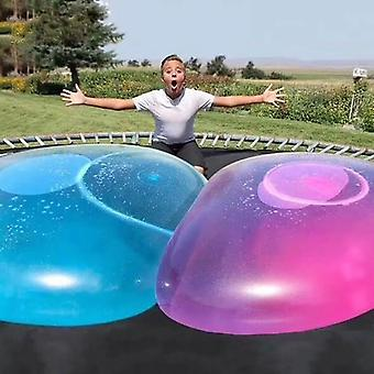 Middle Inflatable Water Balloon Ball 40cm/50cm/70cm Tpr Bubble Ball Without Air