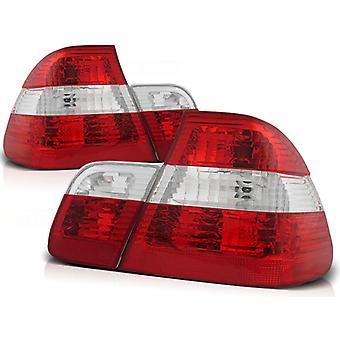 Rear LIGHTS BMW E46 09 01-03 05 RED BRIGHT
