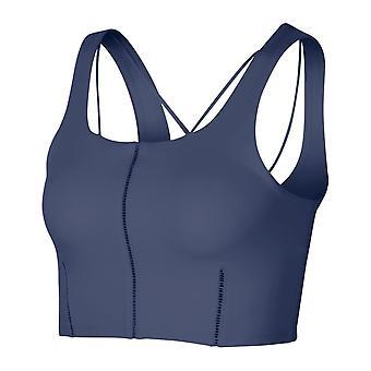 נייקי יוגה לוקס CJ3665491 אימון כל השנה נשים חולצת טריקו