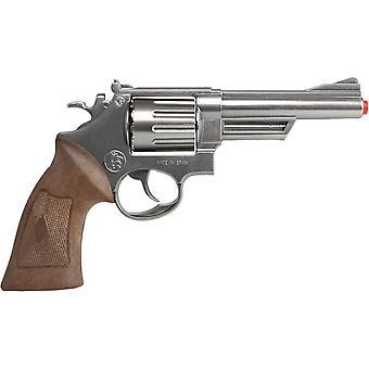 CAP GUN - 6067/0 - Gonher Police Revolver 12 Shots