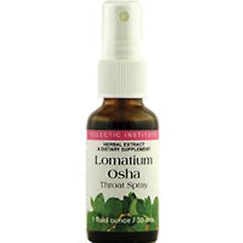 Eclectic Institute Inc Lomatium Osha Gola Spray, 1 O'