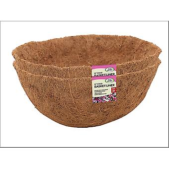 Smart Solar Coco Basket Liners 14in x 2 6050090