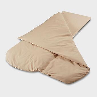 New Duvalay Compact Dual Season Sleeping Bag Green