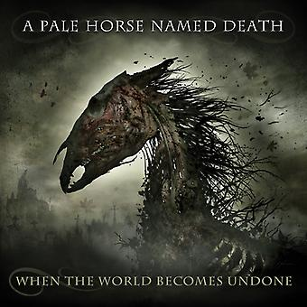 Pale Horse Named Death - When The World Becomes Undone [Vinyl] USA import