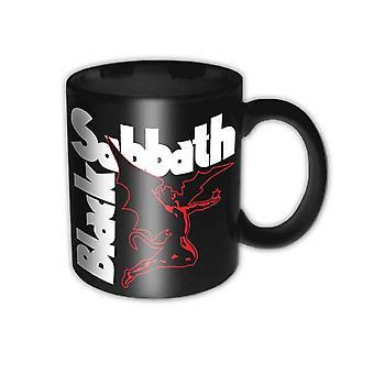 Black Sabbath Muki bändi logo Demoni olento uusi virallinen Boxed