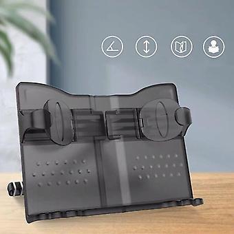 Sharkbang Adjustable, Reading Book Holder Bookshelf For Laptop, Mobile Phone,