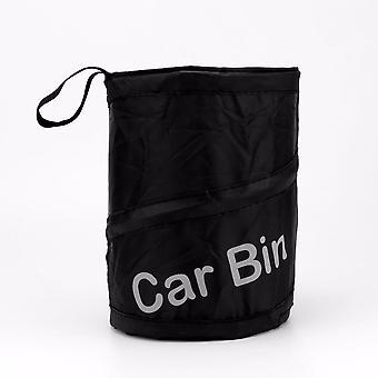 Car Garbage Can Car Trash Garbage Dust Case Holder Bin Car-styling