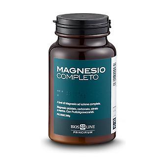 Principium Magnesium täydentää 200 g jauhetta