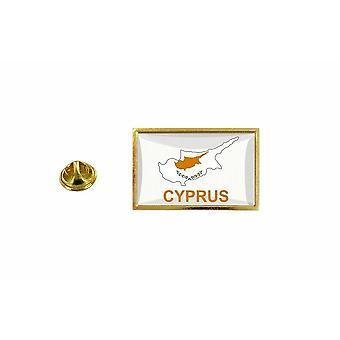 pine pine badge pine pin-apos;s land vlag kaart CY chypre