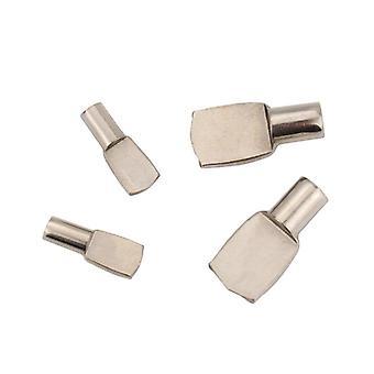 Chevilles de goujons d'étagère de garde-robe, étagères en métal d'épingle