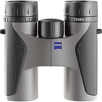 Zeiss Terra ED 10x32 Binoculars (Black/Grey) -