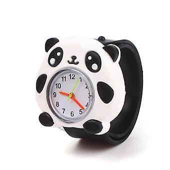 Børn & apos;s ure 3d Cartoon Kids Wrist Baby Clock Quartz
