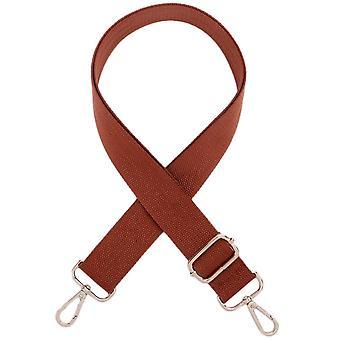 Lengthening Colorful Wide Adjustable Replacement Belt Cross Body Handbag Purse Strap Shoulder Bag Belt