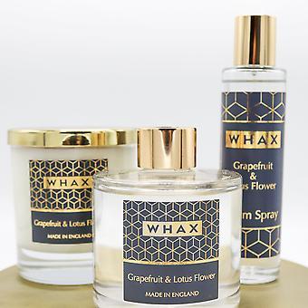 Grapefruit and lotus flower fragrance diffuser