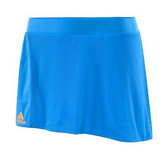 Adidas Adidas Short Length Soar Blue Womens Tennis Skort D83694 DD21