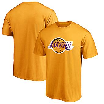 Los Angeles Lakers Short T-shirt Sports Tops 3DX048