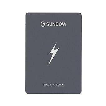 Tcsunbow 1tb 2.5 inch ssd sataiii 6gb/s up to 560mb/s with 1024m cache internal solid state drive fo