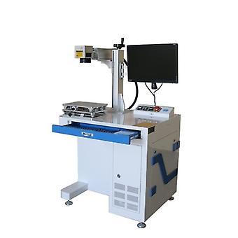 20w / 30w / 50w سطح المكتب الألياف الليزر وضع علامات آلة