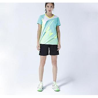 Quick Dry Sportswear Shirt With Shorts