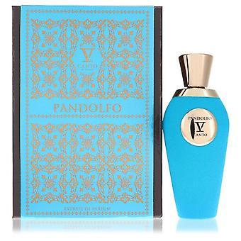 Pandolfo v extrait de parfum spray (unisex) by canto 552068 100 ml