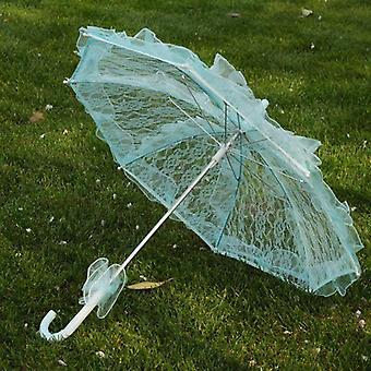 56cm*58cm Lace Umbrella Parasol Craft Wedding Decoration