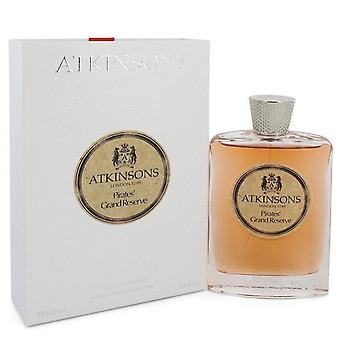 Pirates' Grand Reserve Eau De Parfum Spray (Unisex) By Atkinsons 3.3 oz Eau De Parfum Spray