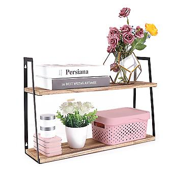 2-layer Wall Mounted Shelves