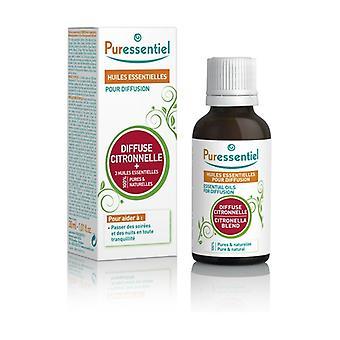 Anti-Inch Citronella Diffusion Essential oil 30 ml of essential oil