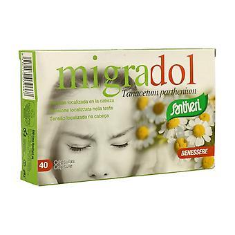 Migradol 40 capsules