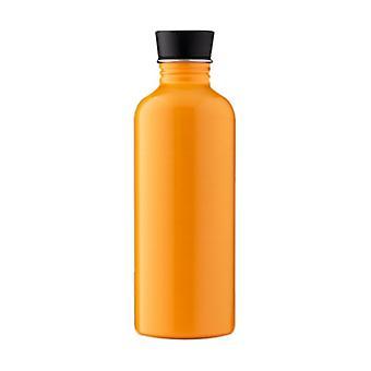 Single Wall Bottle Orange 500 ml