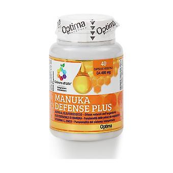 Manuka Defense Plus 40 capsules