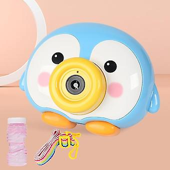 Bubble Machine Baby Bath Toy