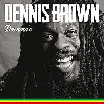 Brown,Dennis - Dennis [Vinyl] USA import