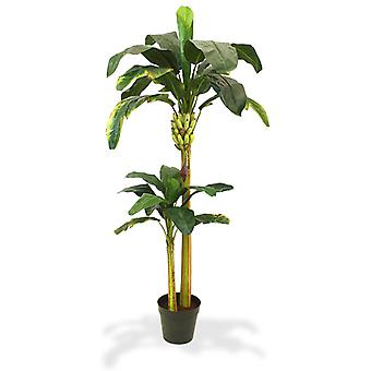 Palma di banana artificiale 240 cm