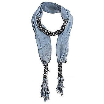 African Handmade Beaded Scarf Casual Neck Cover And Neck Wrap